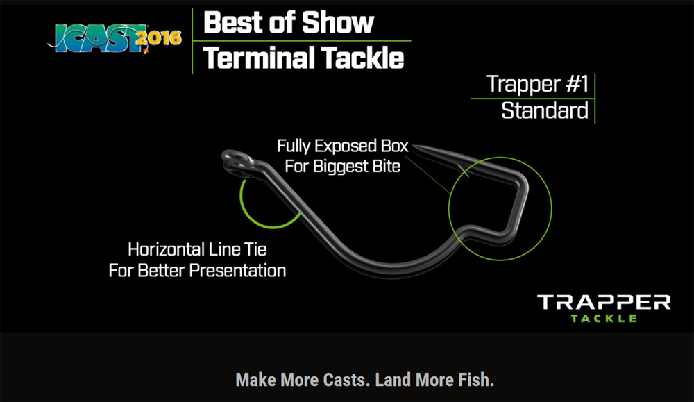 Trapper Tackle on the web  https://trappertackle.com/