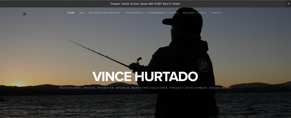 Vince Hurtado on the web http://www.vincehurtado.com/