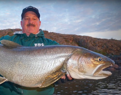 Trolling For Beauties (Part 1): Lakers, Great Bear Lake and