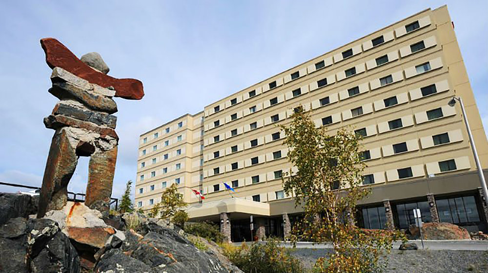 The Explorer Hotel Yellowknife Northwest Territories Canada