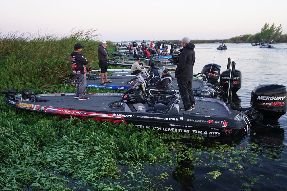 2018 FLW Costa Series event on the California Delta