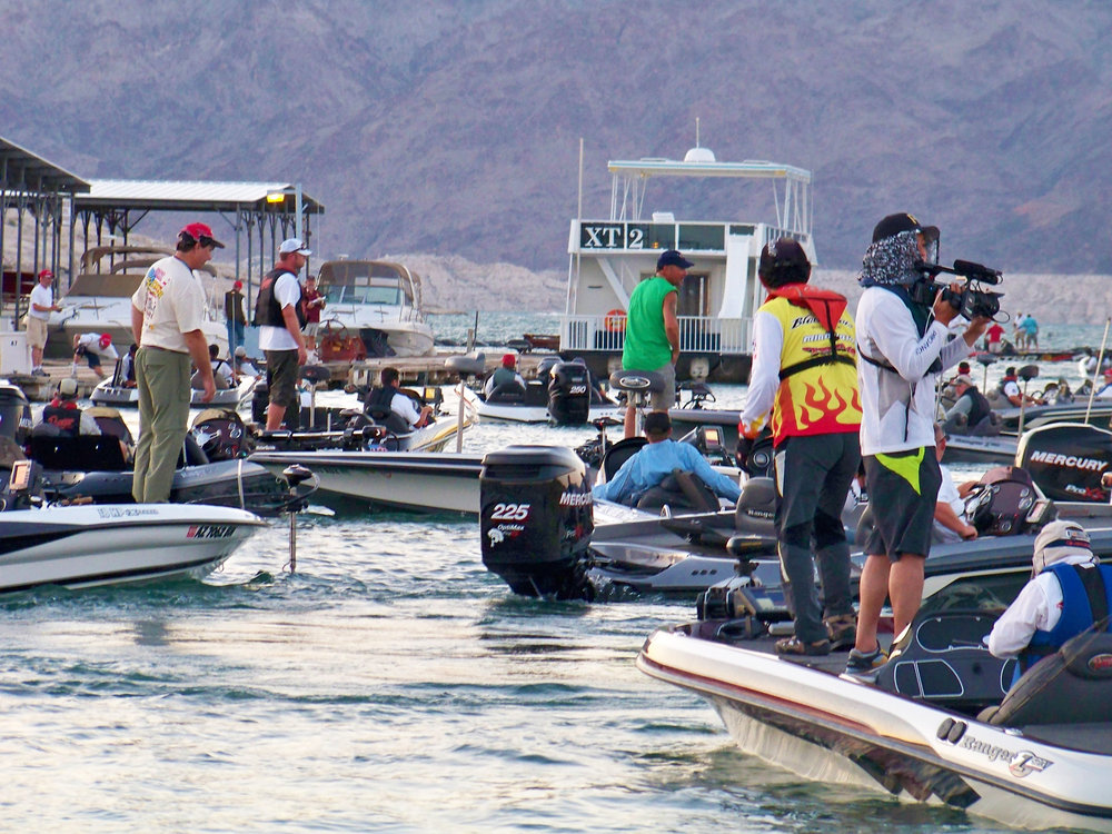 2010 Won Bass U.S. Open Lake Mead Nevada
