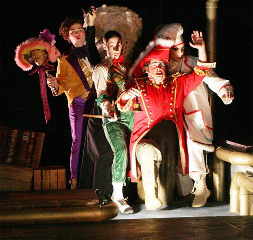 The Hunting of the Snark, 2007