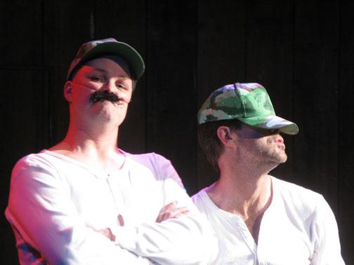 Doug & Pete