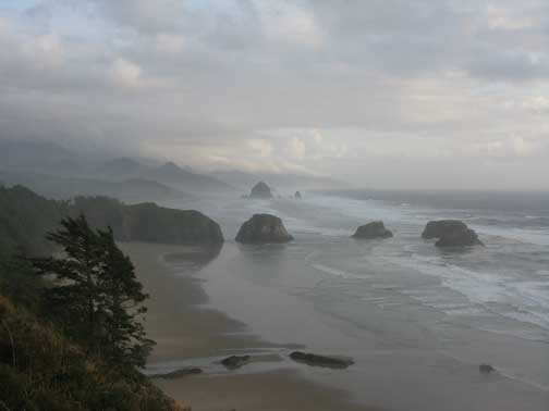 Crescent Beach, Oregon