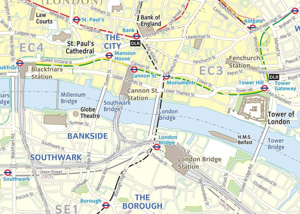 London (detail)