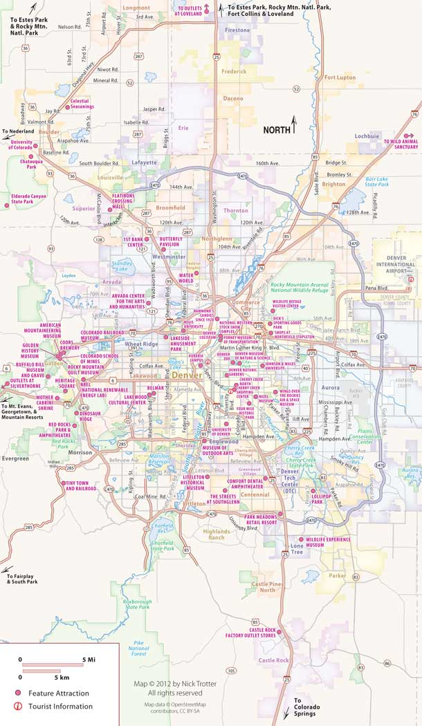 Regional Denver