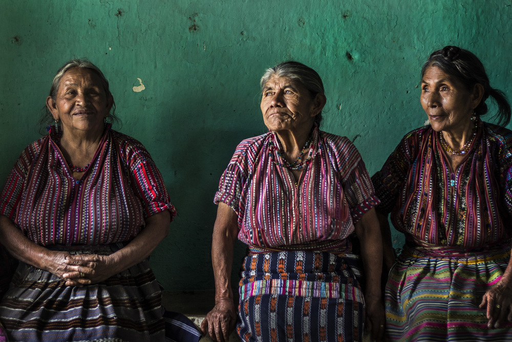 Mayan Families - Guatemala