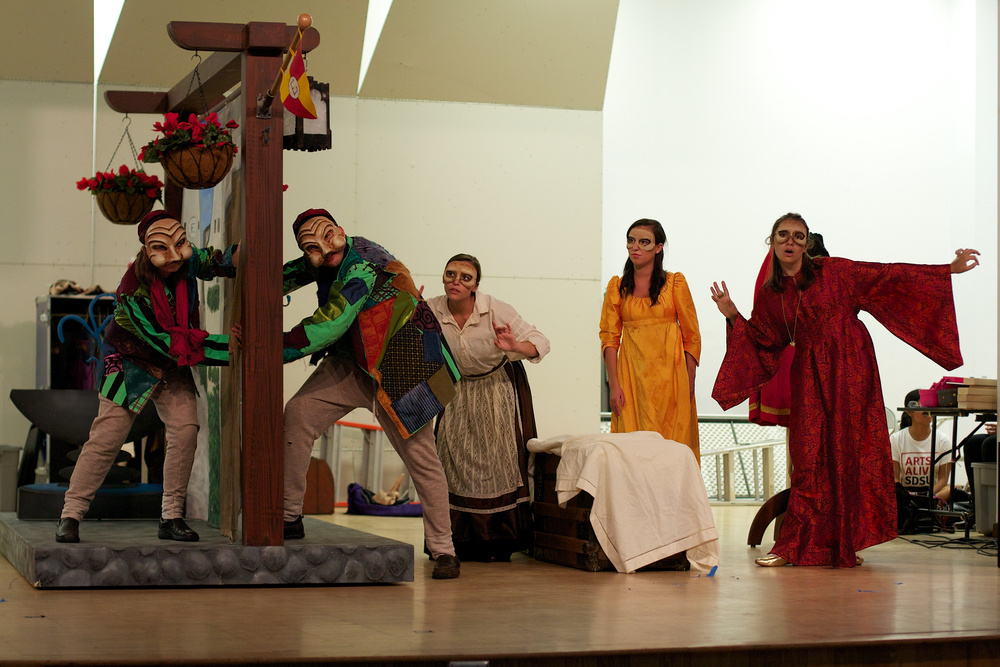 Comedy of Errors (Touring Show)