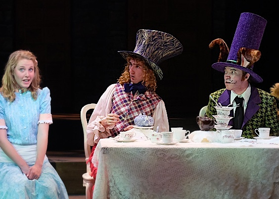 Alice: Curiouser & Curiouser