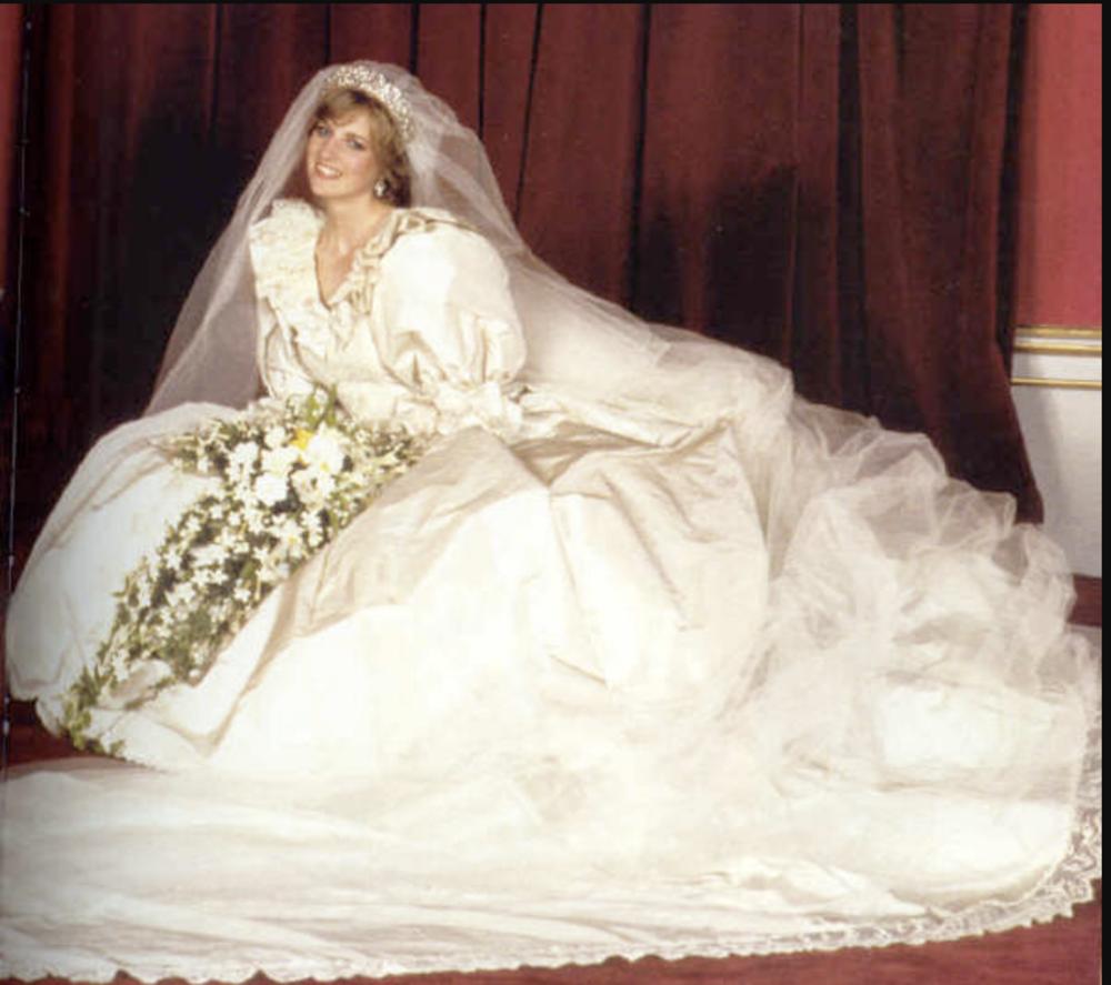 Photo on Wikipedia: Bride or hide?