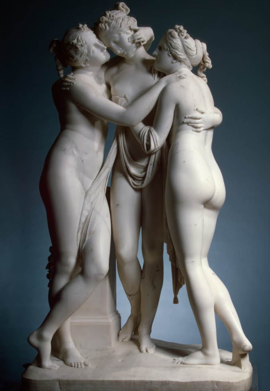 Antonio Canova, 1816, Hermitage Museum, Saint Petersburg