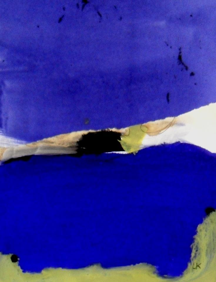 Laurent Koller Blue