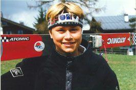 Austrian Eva Ganster
