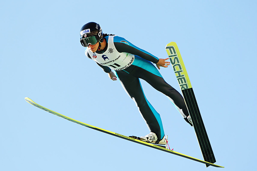 Jessica Jerome at 2012 US National Championships.