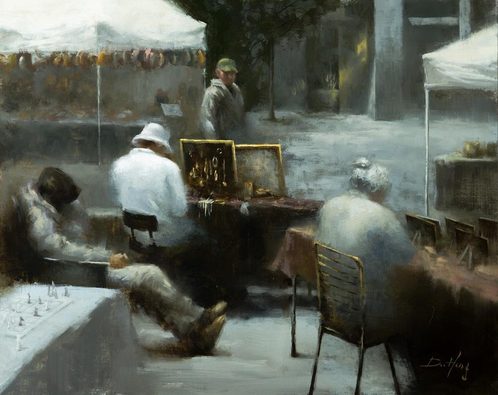 Jewelry Makers on Market street