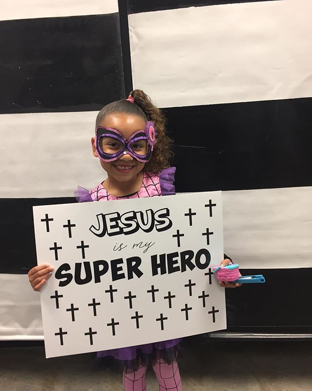 Super Hero Sunday?! What a B L A S T!!! #makingeverystorymatter #newheartba