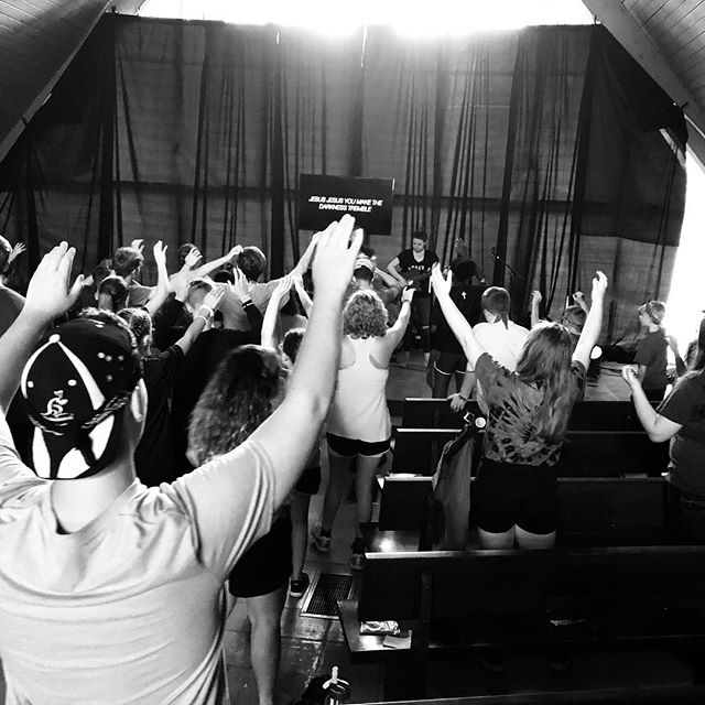 Hey New Heart Youth! Let's talk about WORSHIP this week at camp. Can somebody say incredible?! God moved in unbelievable ways and we want you to keep experiencing His presence as you head back into life after camp! Here's a list of the songs from camp so you can add them to your playlists and continue to worship!  ________________________ Where You Are - Hillsong Young + Free Who You Say I Am - Hillsong Worship Falling Into You - Hillsong Young + Free Open Heaven - Hillsong Worship Holy Ground - Passion Build My Life - Housefires Do It Again - Elevation What a Beautiful Name - Hillsong Worship Great Are You Lord - All Sons + Daughters Tremble - Mosaic  Reckless Love - Cory Asbury #newheartyouth #newheartchurch #youthcamp2018 #borntobuild