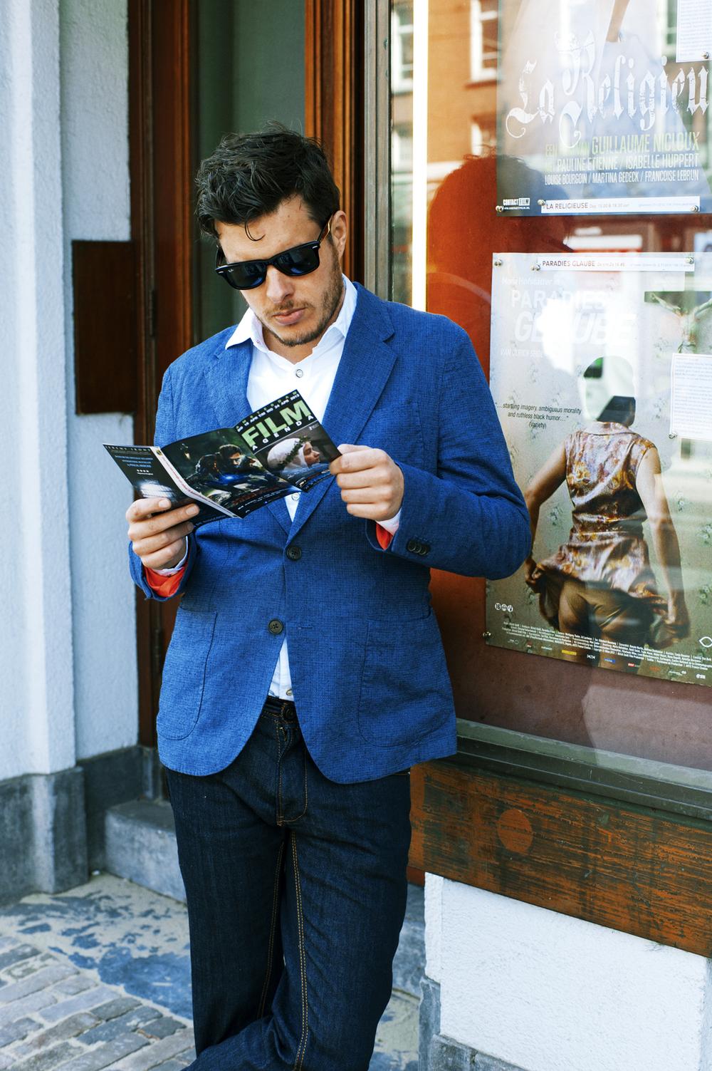 Filemon Wesselink // Deen magazine