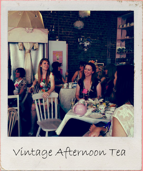 Relax in sophisticated 1920's charm as you enjoy an elegant tea party in vintage surroundings with your gals. 2 hours