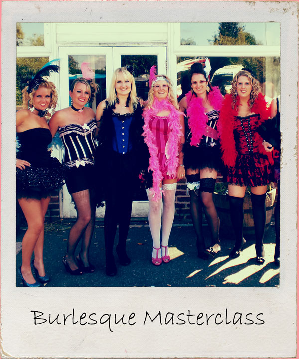 Grab your girlies & get ready to giggle in this naughty themed dance workshop where you'll learn the art of burlesque dancing. 1.5 - 2 hour workshop Suitable for all abilities