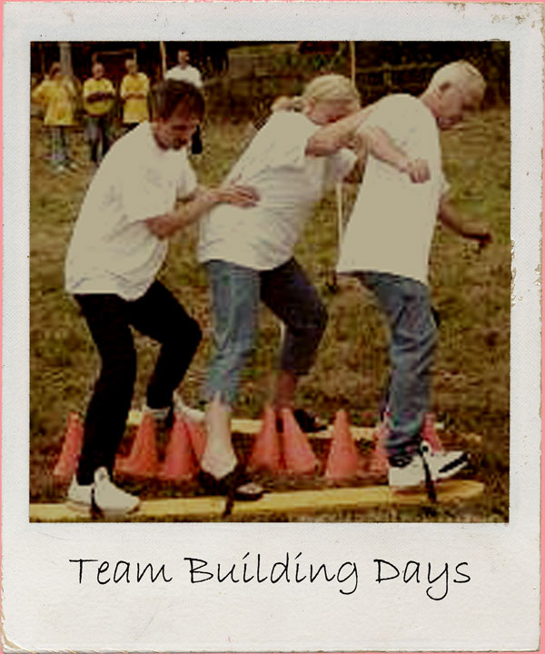 Choose from a huge array of fun activities to make your team building day truly memorable!