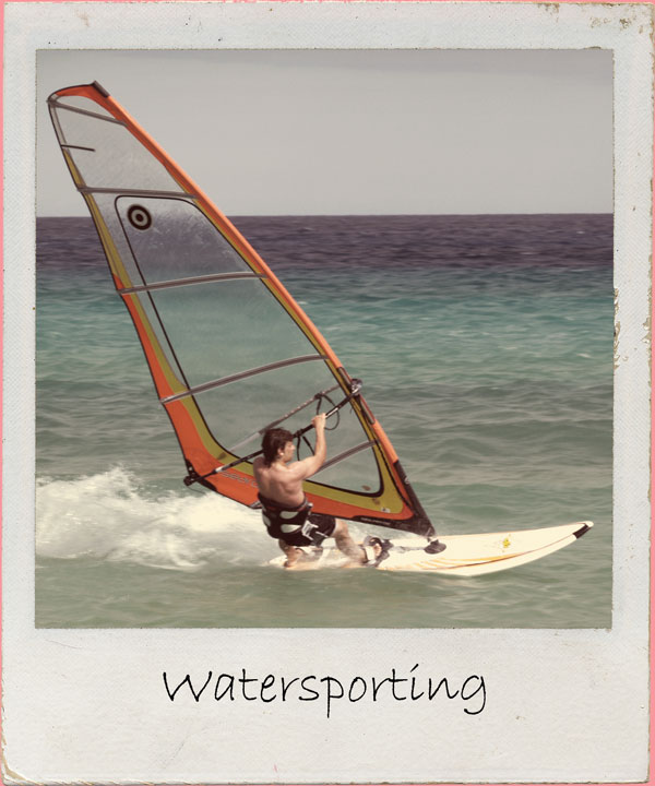 Be it a spot of sailing or a wicked day of windsurfing, you can taste one or give them all a go!