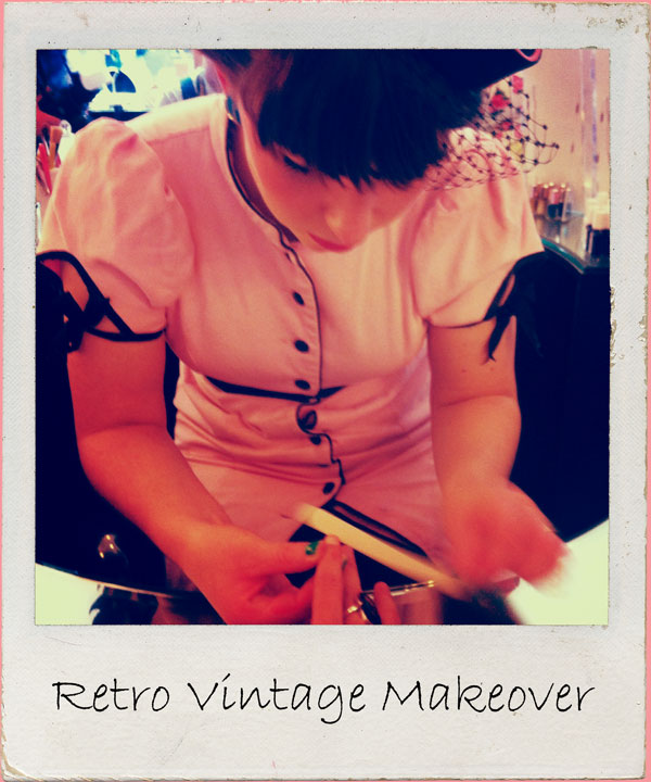 Take your party back to the 50s and relax in the exclusive hire of the retro styled powder room. 2 treatments per person 2 - 3 hour session
