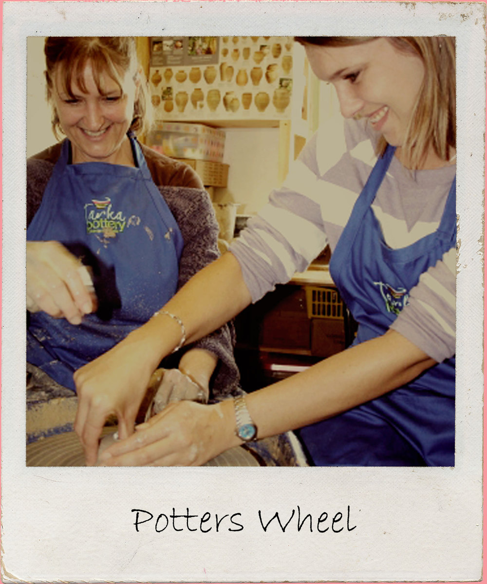 Create your own pottery item on the wheel under the guise of our pottery expert in this rural Devon studio. BYO bubbly 2 hour workshop