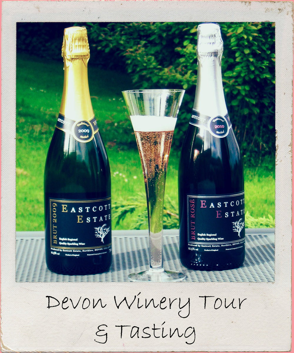 Enjoy a tour around this peaceful Devon vale, before glugging the good stuff in a tutored tasting.