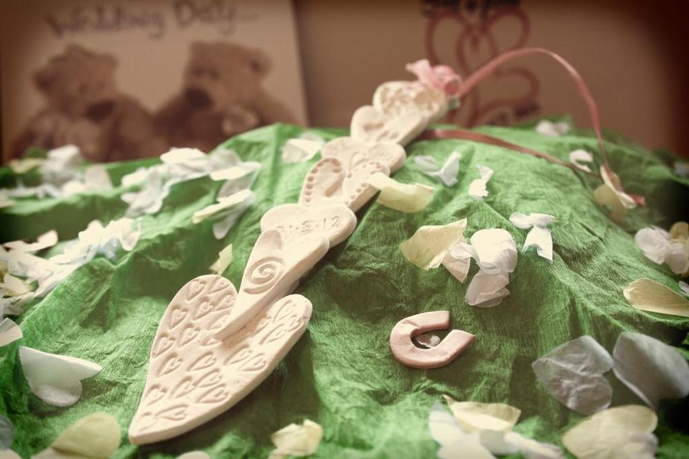 The Devon Love Spoon Workshop - a fabulous hen party idea!