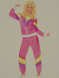 Get your shell suits ready for your 90's themed hen party!