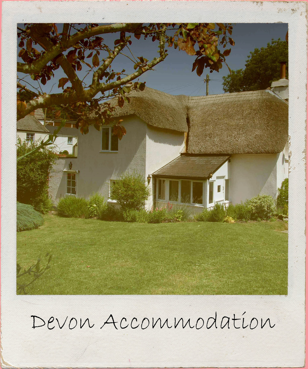 Click to read about our friggin lush accommodation options in Devon - perfect for booking a self catered delightful retreat in a picturesque location. Houses for varying group sizes available.