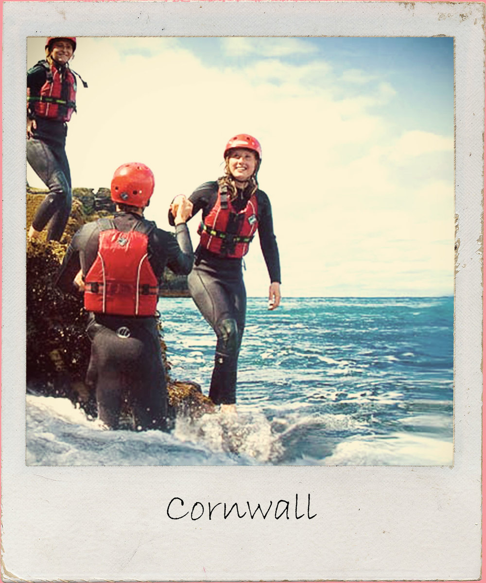 Blue sea, sandy beaches & a gloriously relaxed, surfer vibe. Cornwall is a super treat for gals wanting a rural getaway.