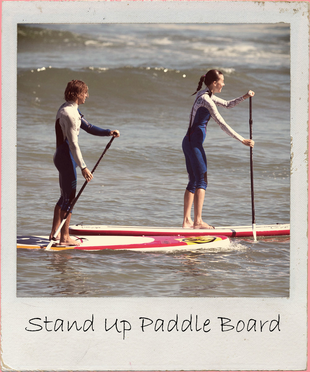 Get on board the latest water sport craze with our totes amaze SUP special masterclasses. 2 hours of supreme water fun!