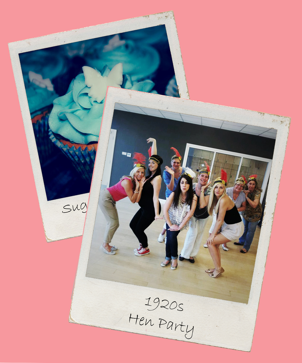 Read more about our mega fab value for money, vintage themed hen party day out in London