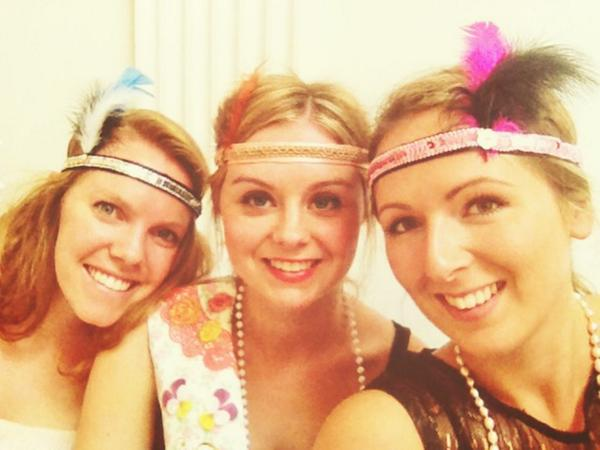 1920s themed hen party in London