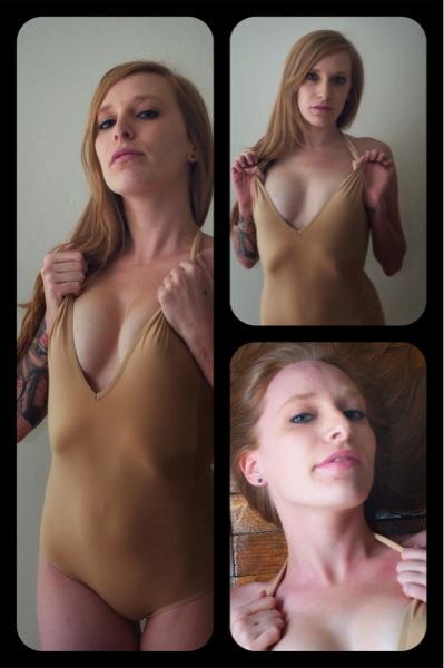 "Teaser images from Scarlett Quinn ""Nude"""