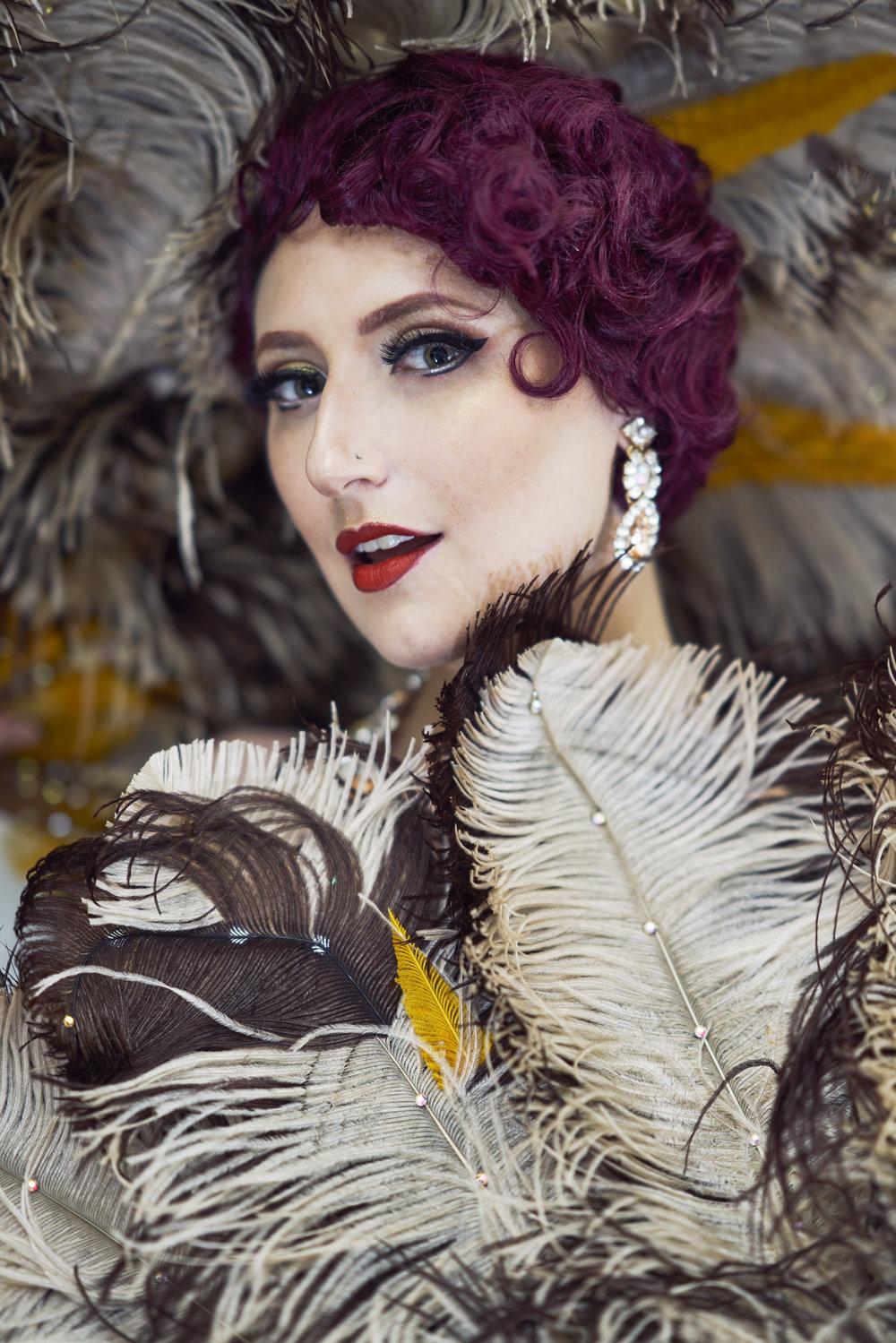 Nina La Voix - 2018