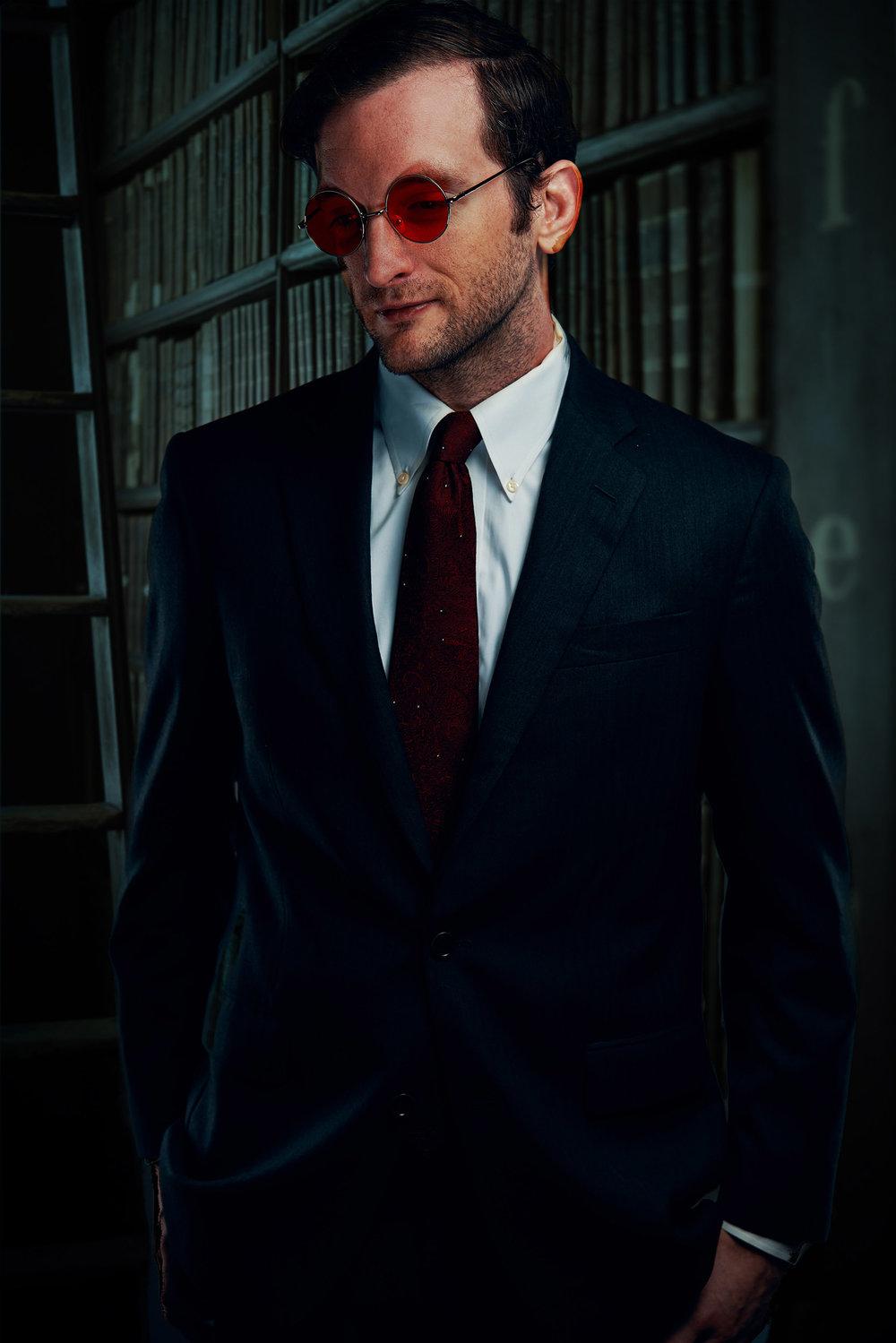 """Jet Spiegl - Matt """"Daredevil"""" Murdock"""