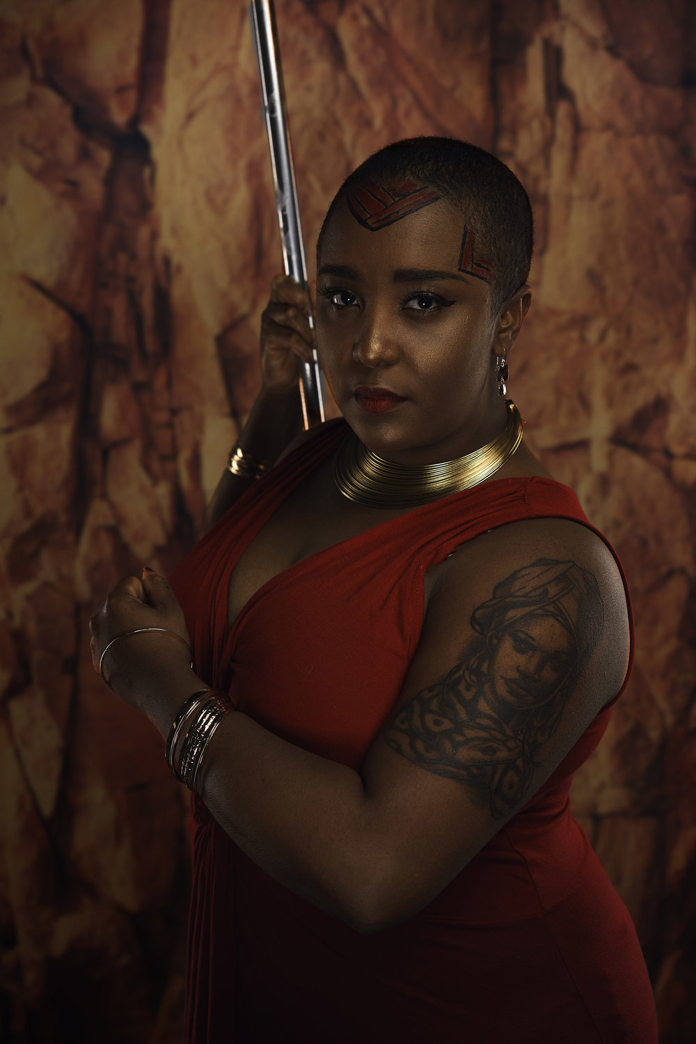 Evangeline Laveau - Okoye
