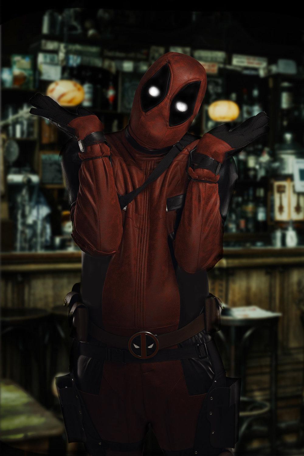 Sig Sawyer - Deadpool