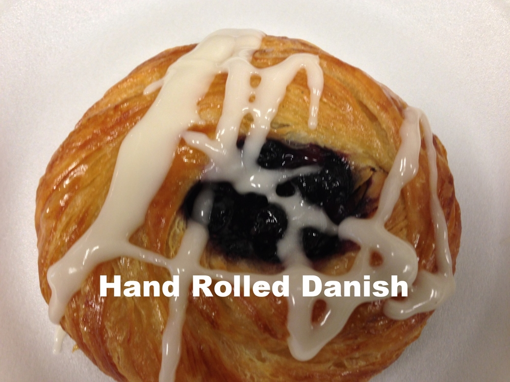 Hand Rolled Danishes