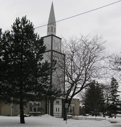 St Andrew's United Church, Hamilton ON