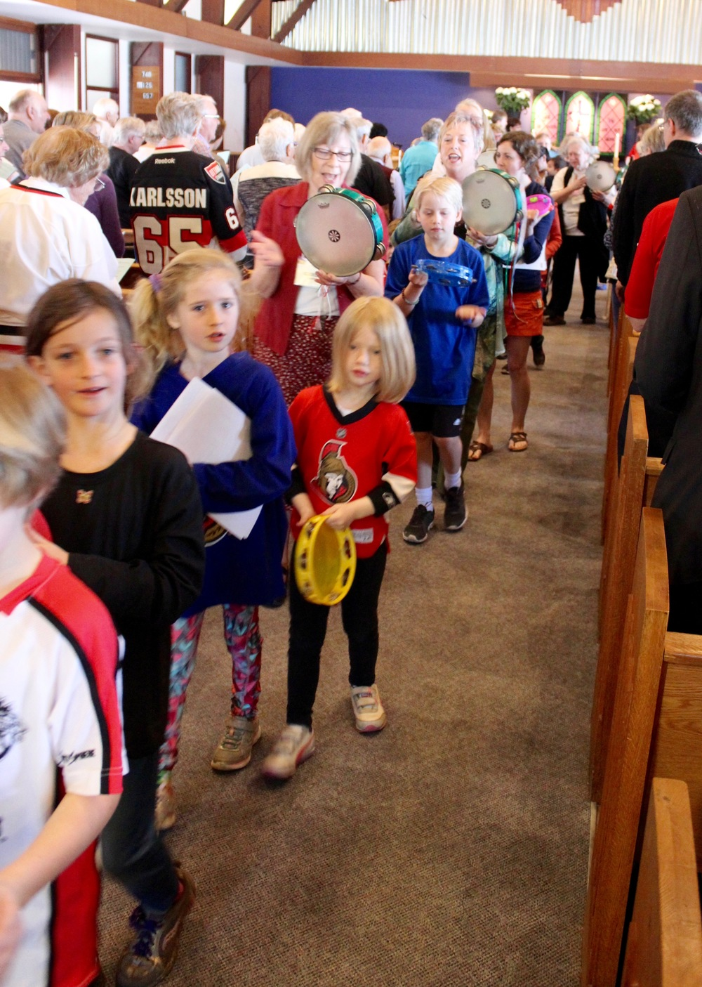 Children's Procession