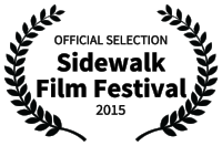 OFFICIAL SELECTION - Sidewalk Film Festival - 2015.png
