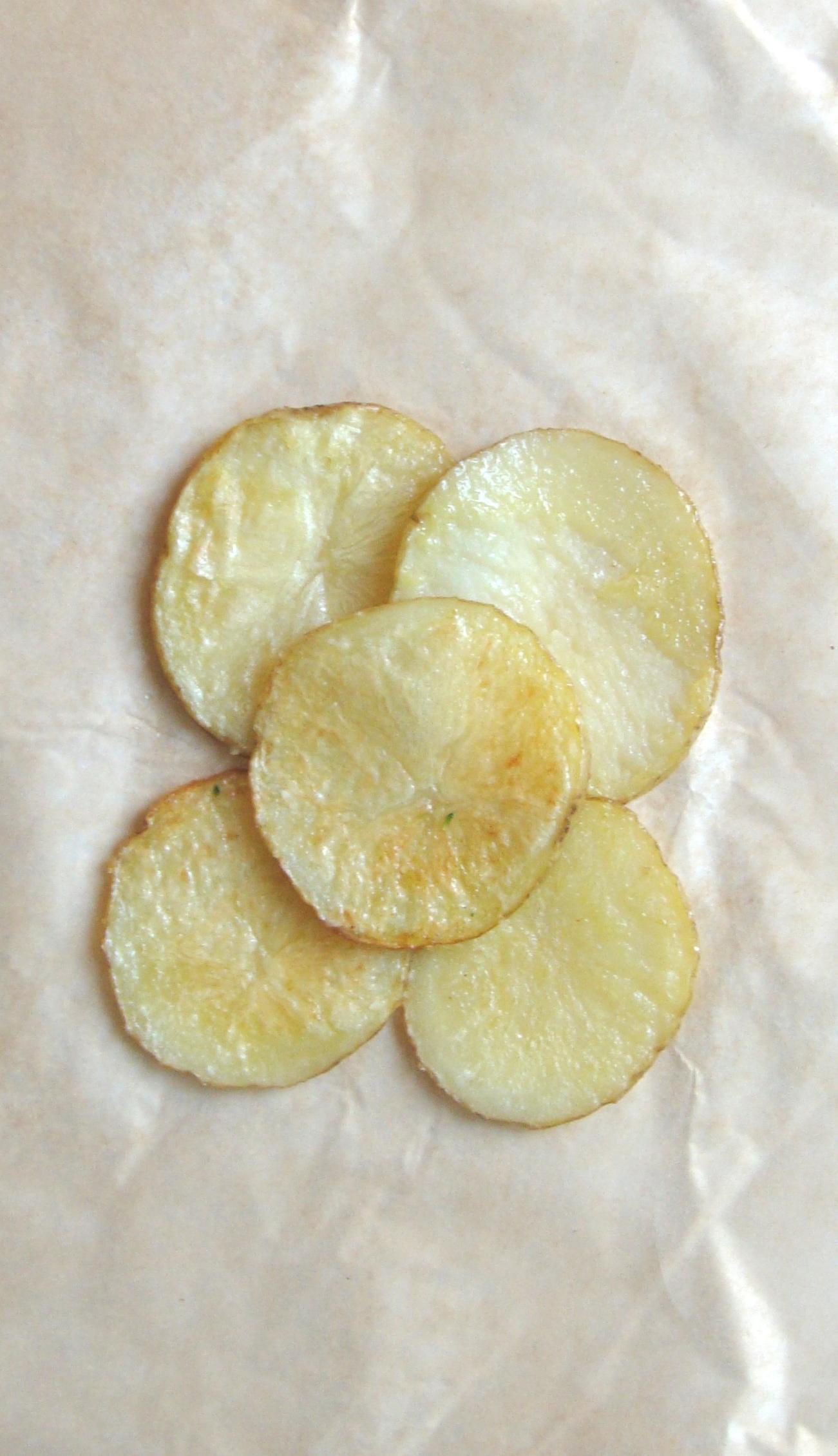 cod potatoes