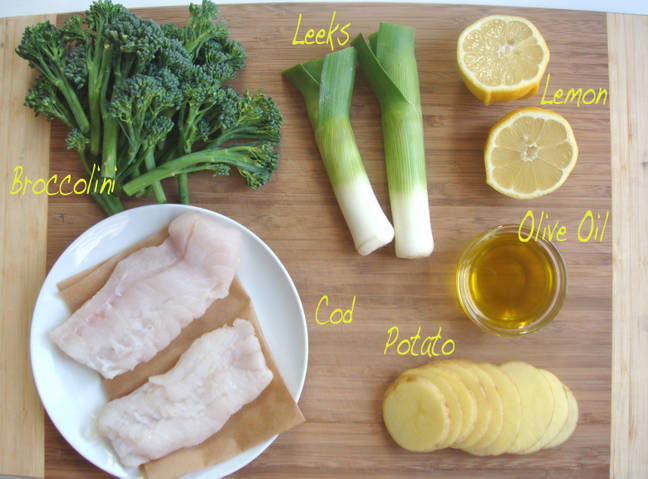 cod ingredients