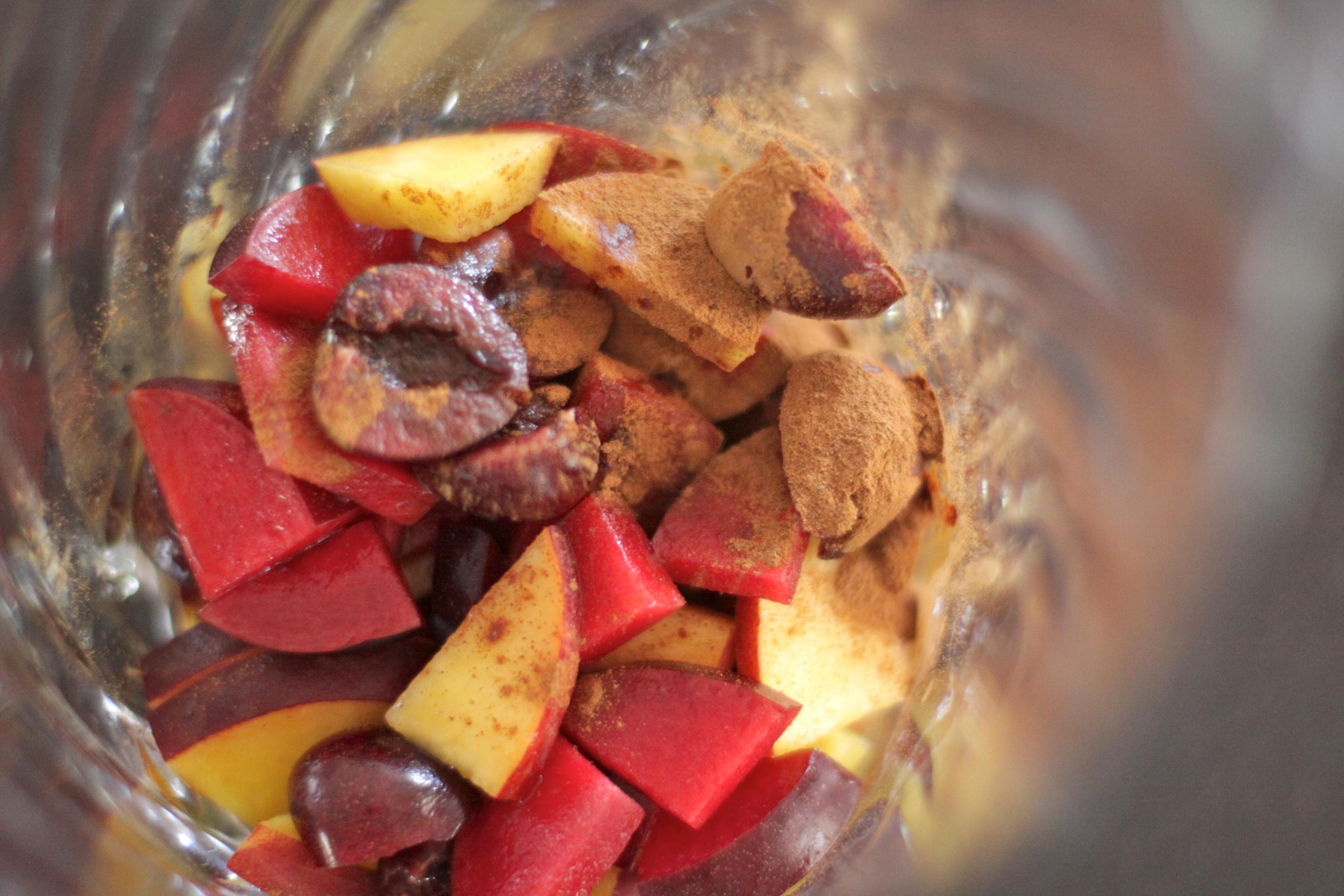 Stonefruit Sangria