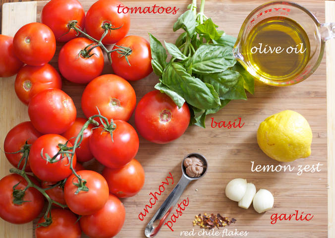 Jamie's Tomato Sauce
